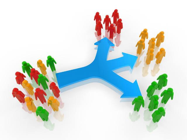 Kuidas sinu e-poe külastajad sihtgrupiti jagunevad?