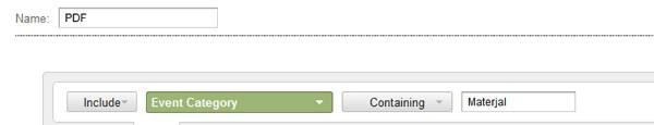 PDF segmendi loomine