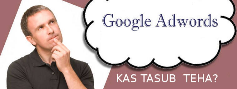 Google Adwords koolitus