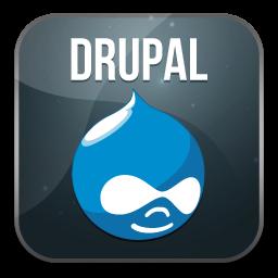 Veebilehe valmistamine Drupaliga