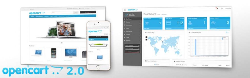 E-poe valmistamine OpenCart
