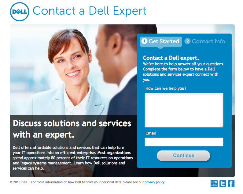 Dell suure pildiga
