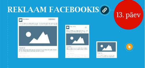Kuidas teha reklaami Facebookis