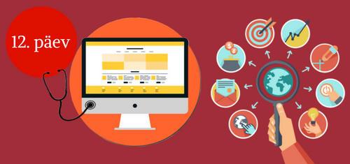 Digitaalne turundus ja kodulehe analüüs