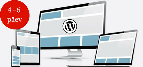 veebilehe loomine Wordpressiga