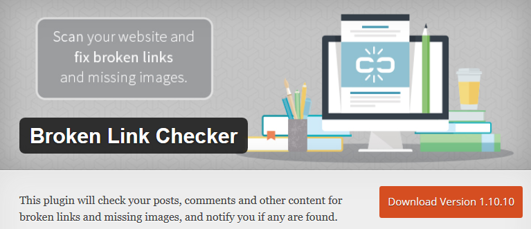 Broken Link Checker_WordPress Plugin