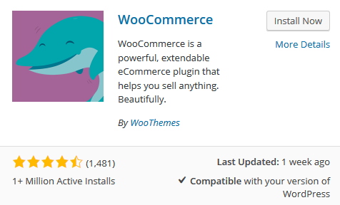 WooCommerce by WooThemes