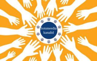 Sotsiaalmeedia kanalid
