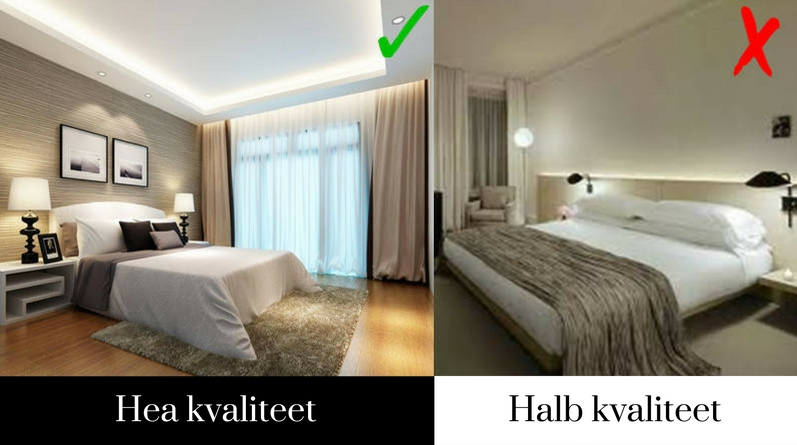 Hotelli veebi disain
