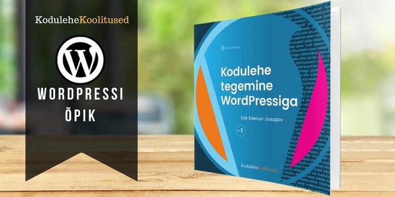 WordPressi õpik