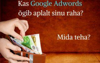 Kuidas Google Ads töötab