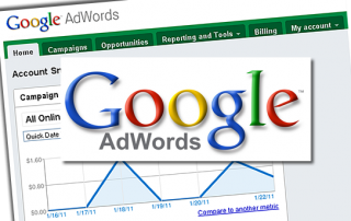 google ads konto haldamine