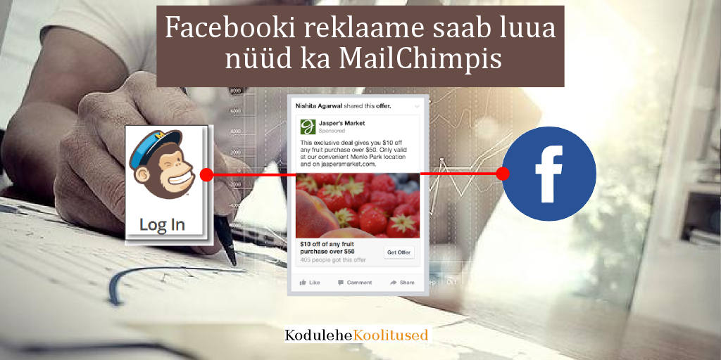 Facebook ads in Mailchimp