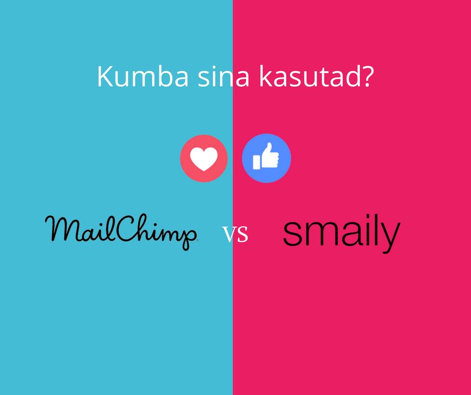 MailChimp vs smaily