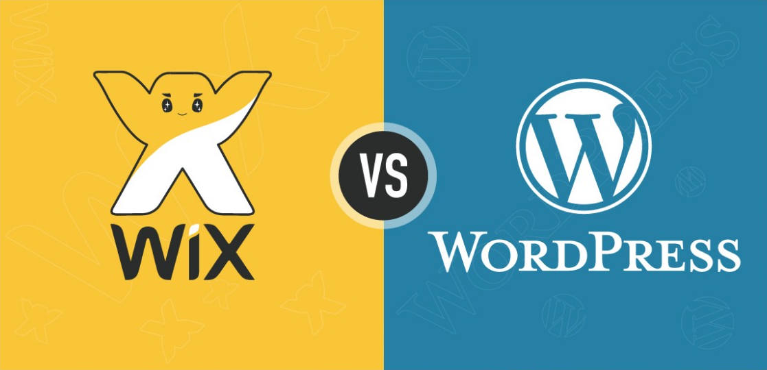Kas valida WIX või WordPress