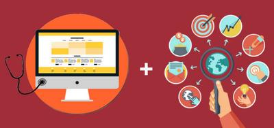 Digiturunduse ja veebilehe analüüs