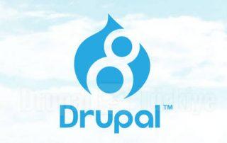 Uus Drupal 8 arendus hakkab vilju kandma