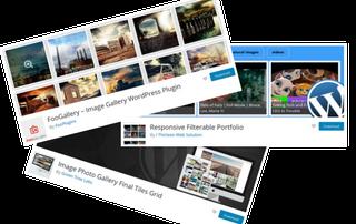 3 tasuta galerii pluginat WordPressile