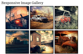 FooGallery Responsive Image Gallery