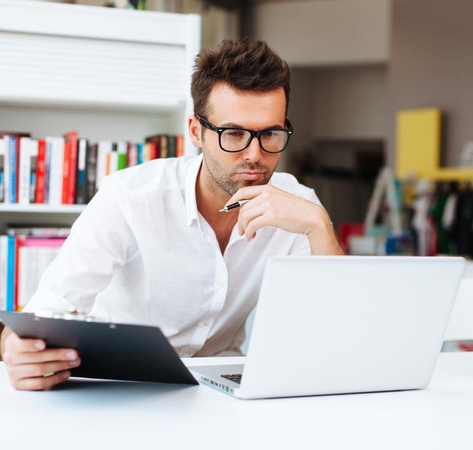 Kodulehe spetsialist uurib ja hindab sinu kodulehte