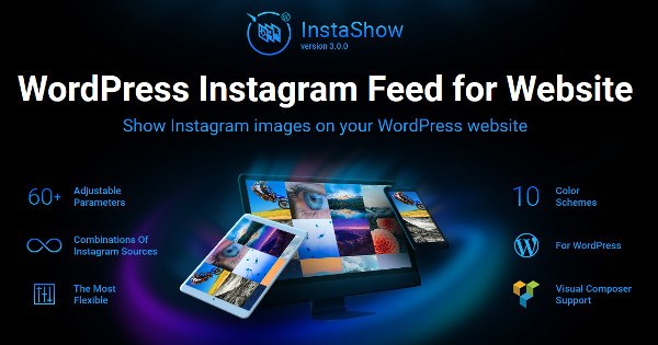Tasuline Instagram Feed plugin