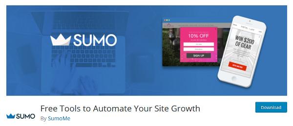 Sumo share plugin