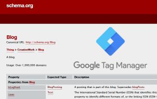 Google Tag Manager ja struktureeritud andmed