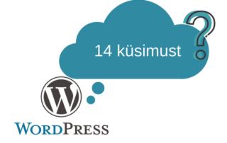 14 küsimust, mida koolitusel osalejad on küsinud WordPressi kohta