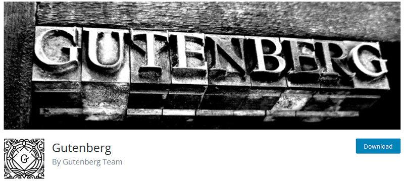Gutenberg tekstiredaktor