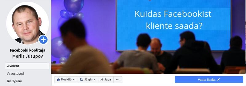 Kuidas turundada Facebookis
