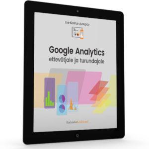 Google Analytics e-raamat