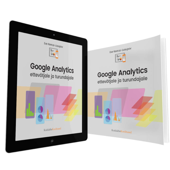 Google Analytics õpik