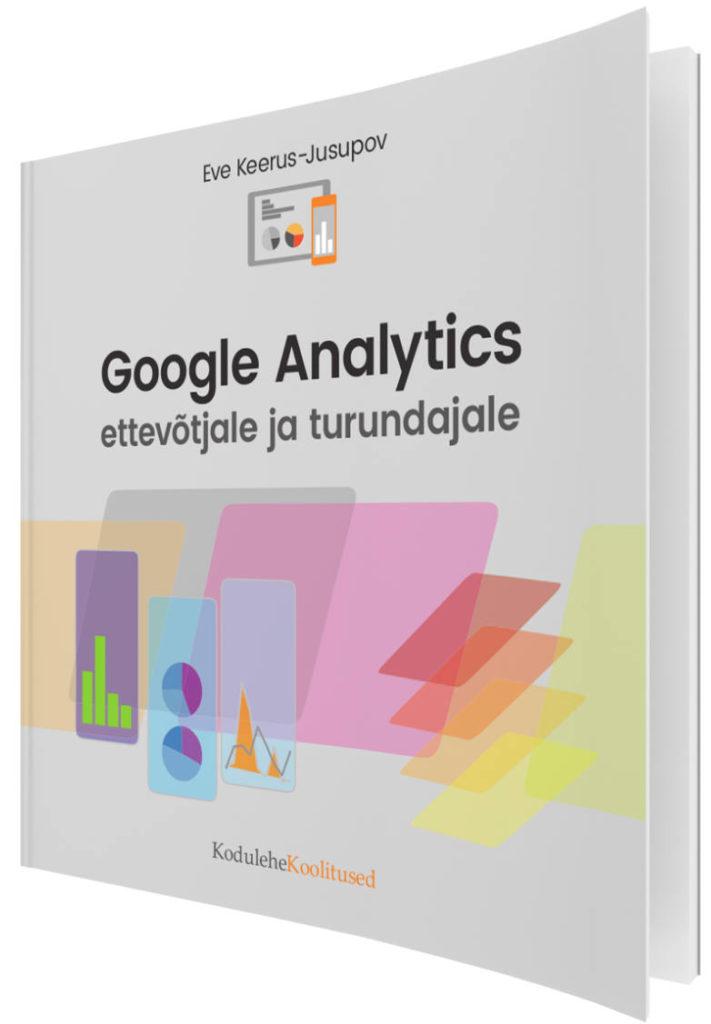 Google Analytics õpik eesti keeles