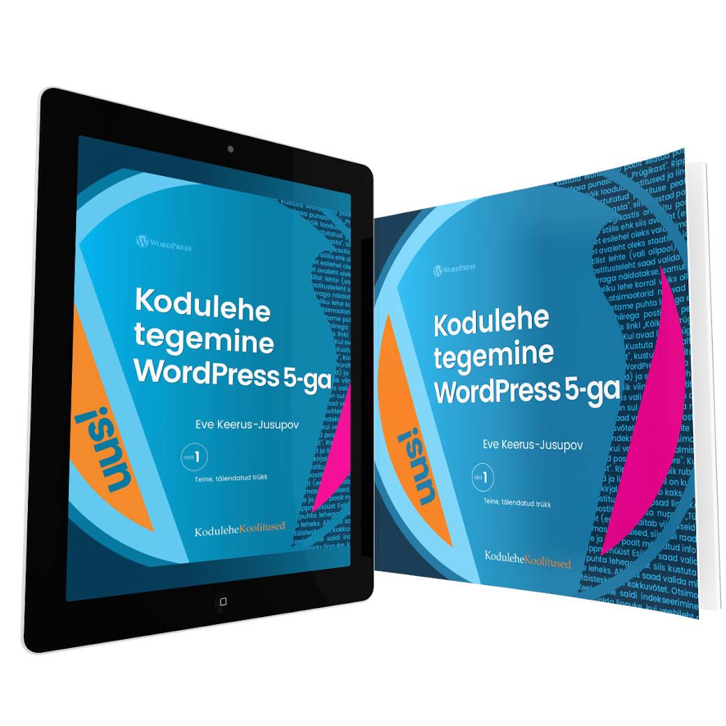 WordPress juhend eesti keeles