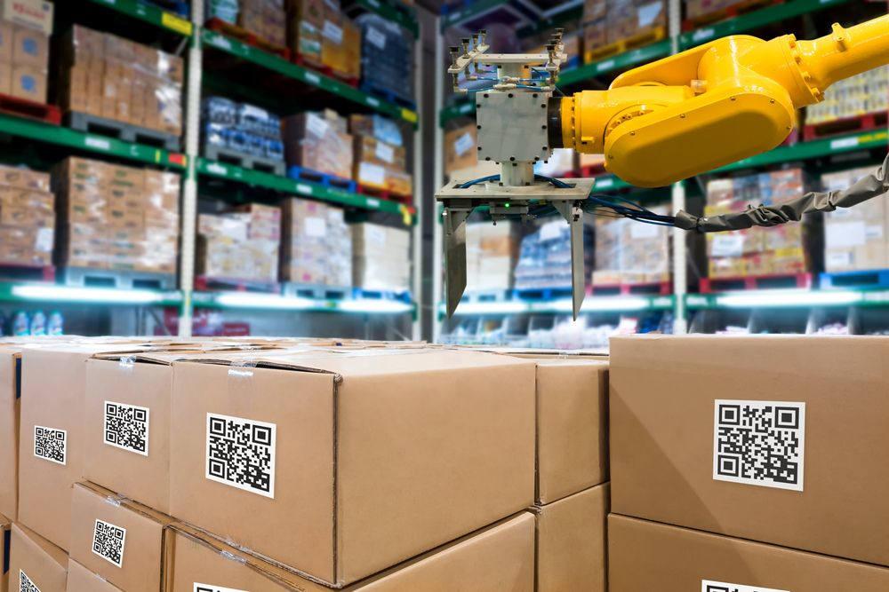 E-poe automatiseerimine roboti abil
