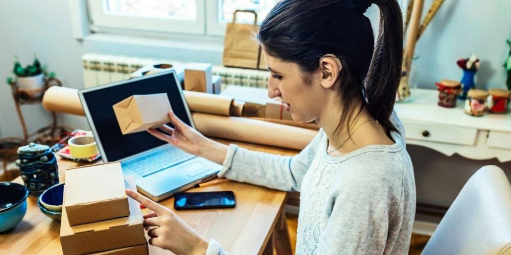 Väikeettevõtja süsteemne e-pood