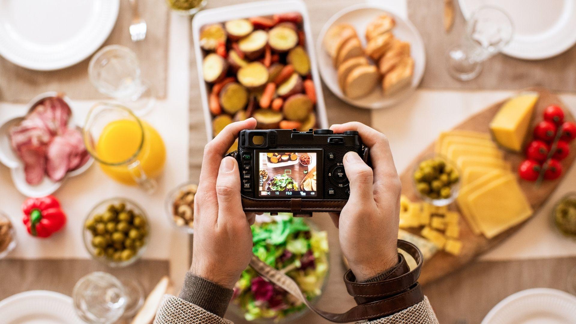 toidu pildistamine